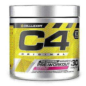 C4 Original - Pre Workout - Cellucor - 90g - 30 Porções venc 07/2020