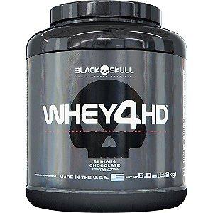 Whey 4HD 2,2Kg Black Skull