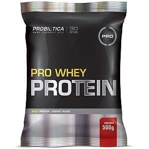 Pro Whey Protein 500gr refil- Probiótica-