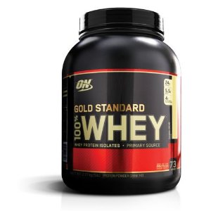 Whey Protein 100% Gold Standard Optimum Nutrition - 2,3kg