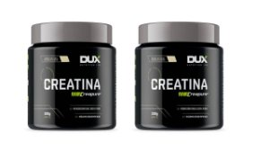2x Creatina creapure 300g - Dux Nutrition