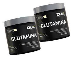 2x GLUTAMINA POTE 300g DUX
