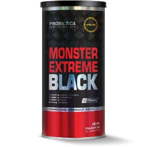 Monster Extreme Black 44 Packs - Probiotica