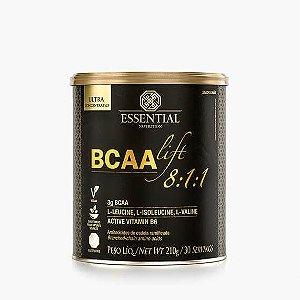 BCAA LIFT 8:1:1 - 210g | 30 porções Essential