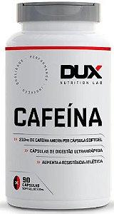 CAFEÍNA - POTE 90 CÁPSULAS