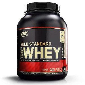 Whey Gold Standard 100% Mocha Cappuccino 5lbs (2,27kg) Optim