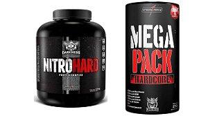 Nitro Hard 1,8kg + Mega Pack - Integralmedica