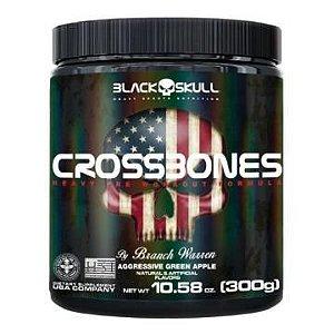 PRÉ TREINO Crossbones Black Skull 300g