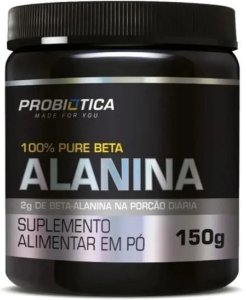 Beta Alanina 100% Pure 150g - Probiótica