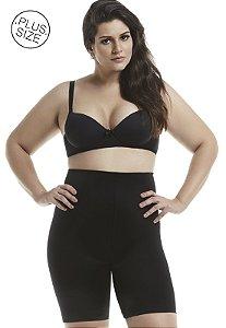 Cinta Calça Modeladora com Perna Plus-Size Mondress