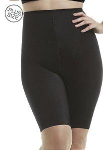 Cinta Modeladora de Perna e Cintura Alta Plus-Size Mondress