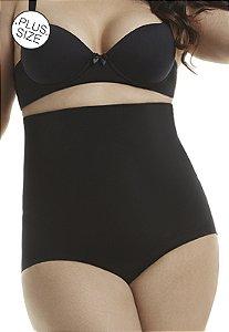 Cinta Modeladora Alta Sem Costura Plus-SIze Mondress