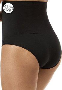 0bb3acbcf Cinta Modeladora com Cintura Alta Plus-Size Mondress