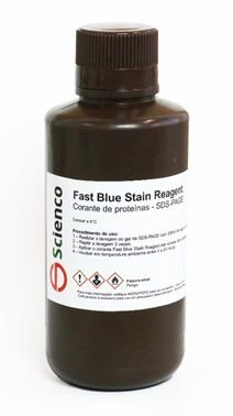 Fast Blue Stain Reagent – Corante de proteínas para SDS-PAGE