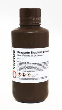 Reagente Bradford – Quantificação de proteínas - 500ML