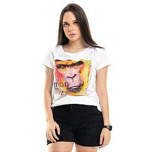 T-shirt Macaco Branca
