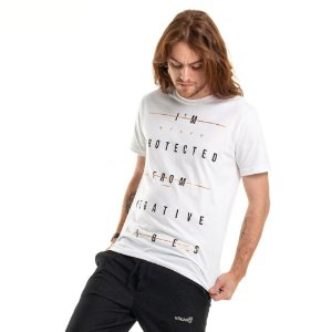 Camiseta Protection Vibes Branca