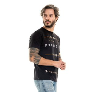 Camiseta Nogah Protection Vibes Preta