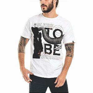 Camiseta Nogah Blessed Branca