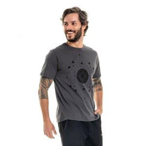 Camiseta Make Magic Chumbo