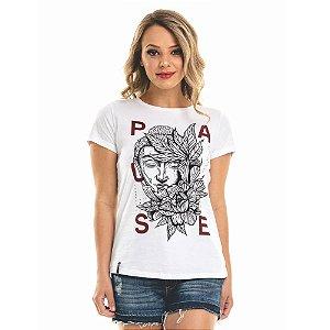 T-Shirt Nogah Pause Branca