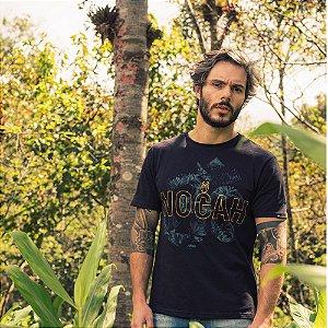 Camiseta Aum Preta