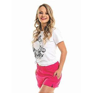 Short Nogah Summer Pink