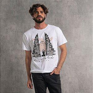 Camiseta Nogah Bali Branca