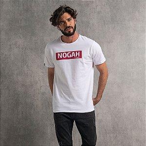 Camiseta Nogah Box Branca