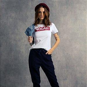 T-shirt Nogah Box Branca