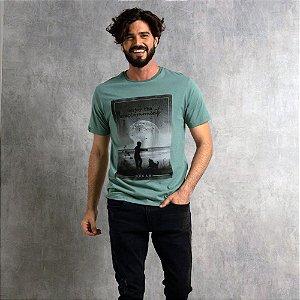Camiseta Nogah Enjoy Verde