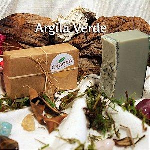 Sabonete Regulador de Oleosidade de Argila Verde