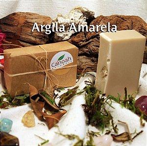 Sabonete de Argila Amarela