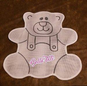 Almofada para Enchimento - Urso Pimpão