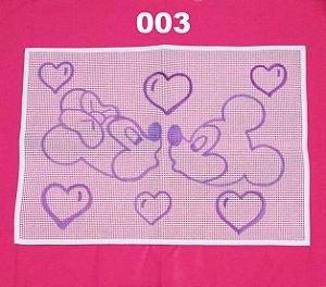 Mickey e Minie 50x70 (vários desenhos)