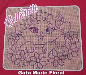 Talagarça Gata Marie 60x80cm