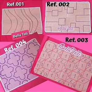 Geométrica 3D - 50x70cm (escolha o desenho)
