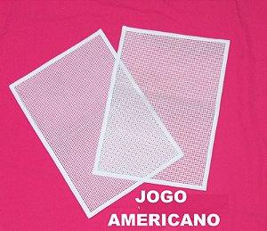 Jogo Americado 46x32cm
