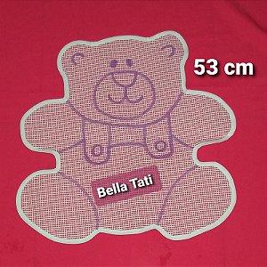 Talagarça Molde Urso Pimpão