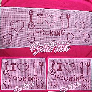 Jogo de Cozinha - Cooking