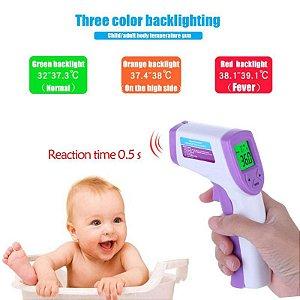 Termômetro Infravermelho LCD Baby