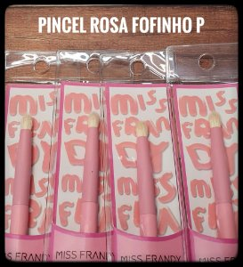 Pincel Rosa Fofinho P