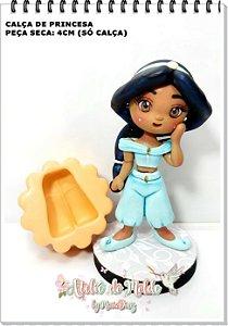Calça de princesa