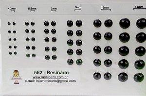 552 - Resinado