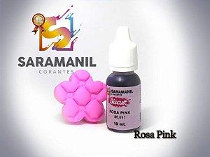 Corante Liquido Rosa Pink