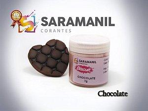 Corante em Pó Chocolate