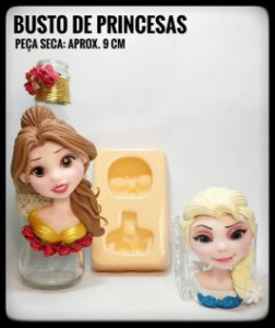Busto de Princesas