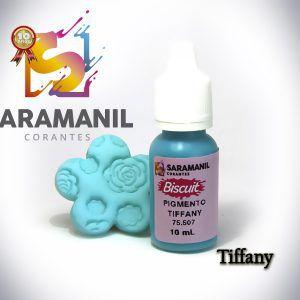 Pigmento líquido tiffany