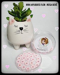 Mini Apliques Flor