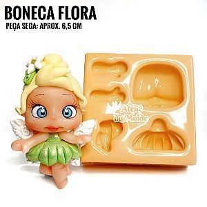 Boneca Flora